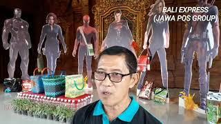 KEREN!!! Gaet Pemilih, TPS 10 Banjar Ubung, Sempidi, Didekorasi dengan Unik