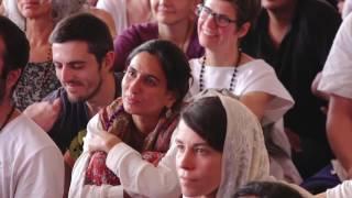 Mooji tells his spiritual story Open Satsang with Mooji   3/3/17 International Yoga Festival