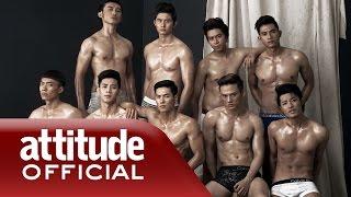 Attitude Vietnam Fashion Issue: Cover Shoot