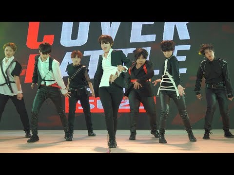 180623 BangEarn cover BTS - INTRO + FAKE LOVE @ Cover Battle