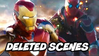 Avengers Endgame Deleted Scenes and Alternate Ending Breakdown