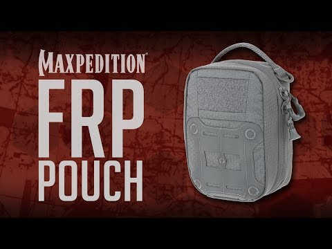 MAXPEDITION Advanced Gear Research FRP First Response Pouch