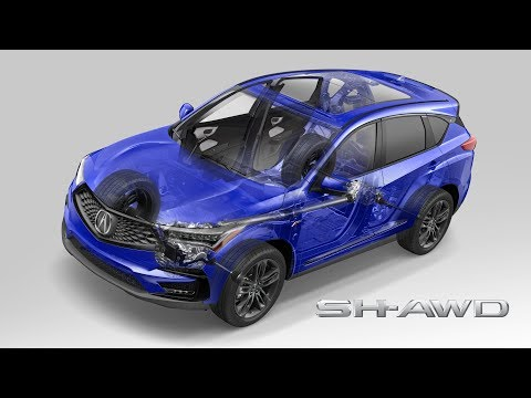 Acura Marks 15th Anniversary of Super Handling All-Wheel Drive™