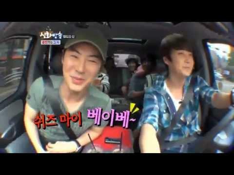 [JTBC] 신화방송 (神話, SHINHWA TV) 14회 명장면 - 광란의 승합차