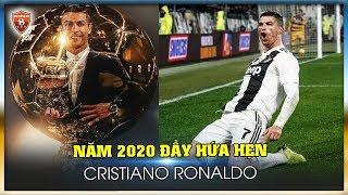 Cristiano Ronaldo tăng tốc cuộc đua Quả bóng vàng 2020
