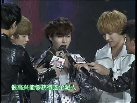 120805 中国爱大歌会 BIG LOVE CONCERT EXO-M [Full ver 1hour+剪辑片断]