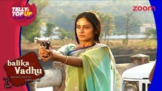 Anandi Shoots Akhiraj In Balika Vadhu | Telly Top Up