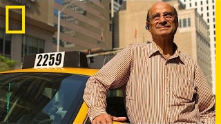 This Taxi Driver Has an Amazing Life Story You'll Want to Hear | Short Film Showcase