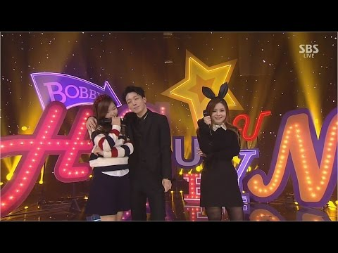 HI SUHYUN - '나는 달라(I'M DIFFERENT)' (feat.BOBBY) 1130 SBS Inkigayo