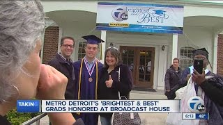 Metro Detroit's Brightest and Best honored