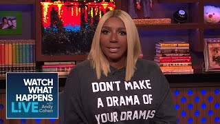 NeNe Leakes On Her Falling Out With Kim Kardashian | #FBF | WWHL