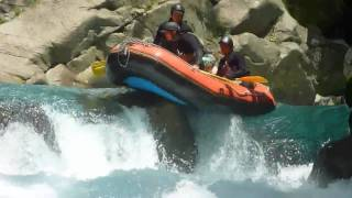 Rafting in giappone