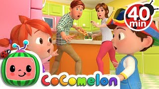 Johny Johny Yes Papa (Parents Version) | +More Nursery Rhymes & Kids Songs - CoCoMelon