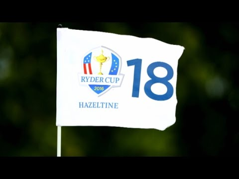 41st Ryder Cup 2016