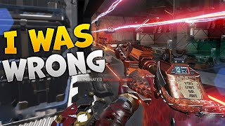 I've been wrong about this gun for 10 Seasons! - APEX LEGENDS