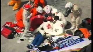 Smrt Ayrton Senna (accident death)