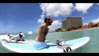 NICK VUJICIC SURFING