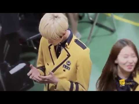 130207 EXO-K Sehun 세훈 @ High School Graduation Ceremony 졸업식 卒業式