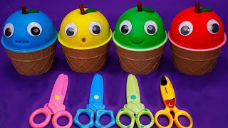 تعليم الاطفال مع لعبة بلايدووغ - العاب أطفال     -