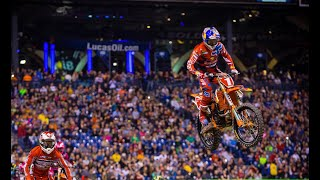 Supercross Rewind: 450 Main Event - Indianapolis 2016
