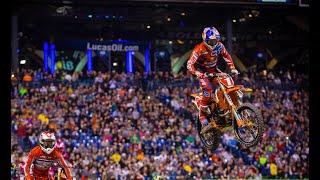 Supercross Rewind: 450 Main Event - Indianapolis 2016