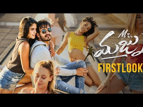Mr. Majnu First Look | Akhil Akkineni
