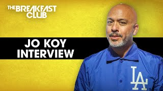 Jo Koy On Mental Health, Being Subject To Racism, New Book 'Mixed Plate' + More