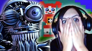 FNAF Sister Location REAL ENDING | NIGHT 5 & RAGE INDUCING MINIGAME