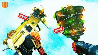 the new TRIPLE PLAY in Black Ops 4... (New Weapons)!