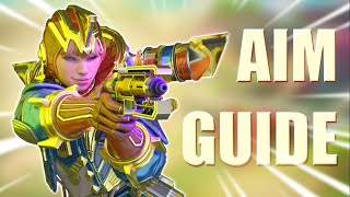 7 TIPS You NEED FOR BETTER AIM - Apex Legends - Tips & Tricks - Level Up Episode #3