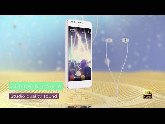 Belsimpel-productvideo voor de HTC Desire 10 Lifestyle