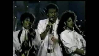 "Solid Gold (Season 4 / 1984) Shalamar - ""Dancing In The Sheets""."
