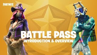 Fortnite - Battle Pass Season 6 Introduction & Overview