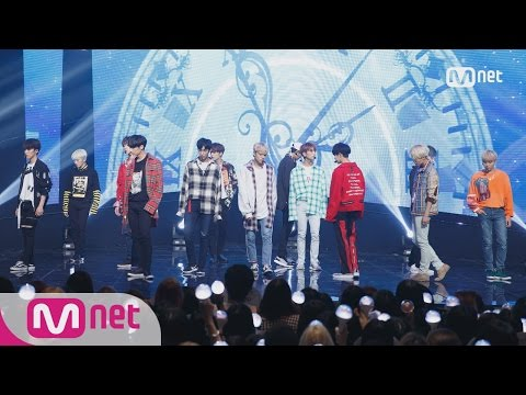 [SEVENTEEN - Don't Wanna Cry] KPOP TV Show | M COUNTDOWN 170615 EP.528