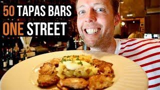 7 Best Tapas Bars on Cava Baja  | Madrid's Most Famous Tapas Street