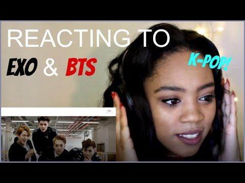 EXO & BTS REACTION!