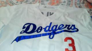 Dodgers Jersey Fake vs Replica