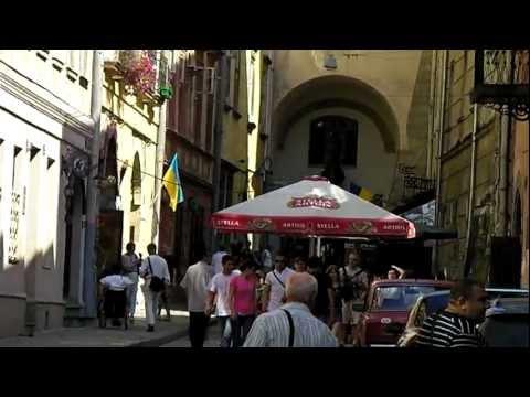 Путевые заметки. Львов,август 2011. Центр города и кафе 3/3