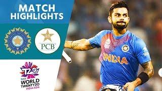 ICC #WT20 - India vs Pakistan  Match Highlights