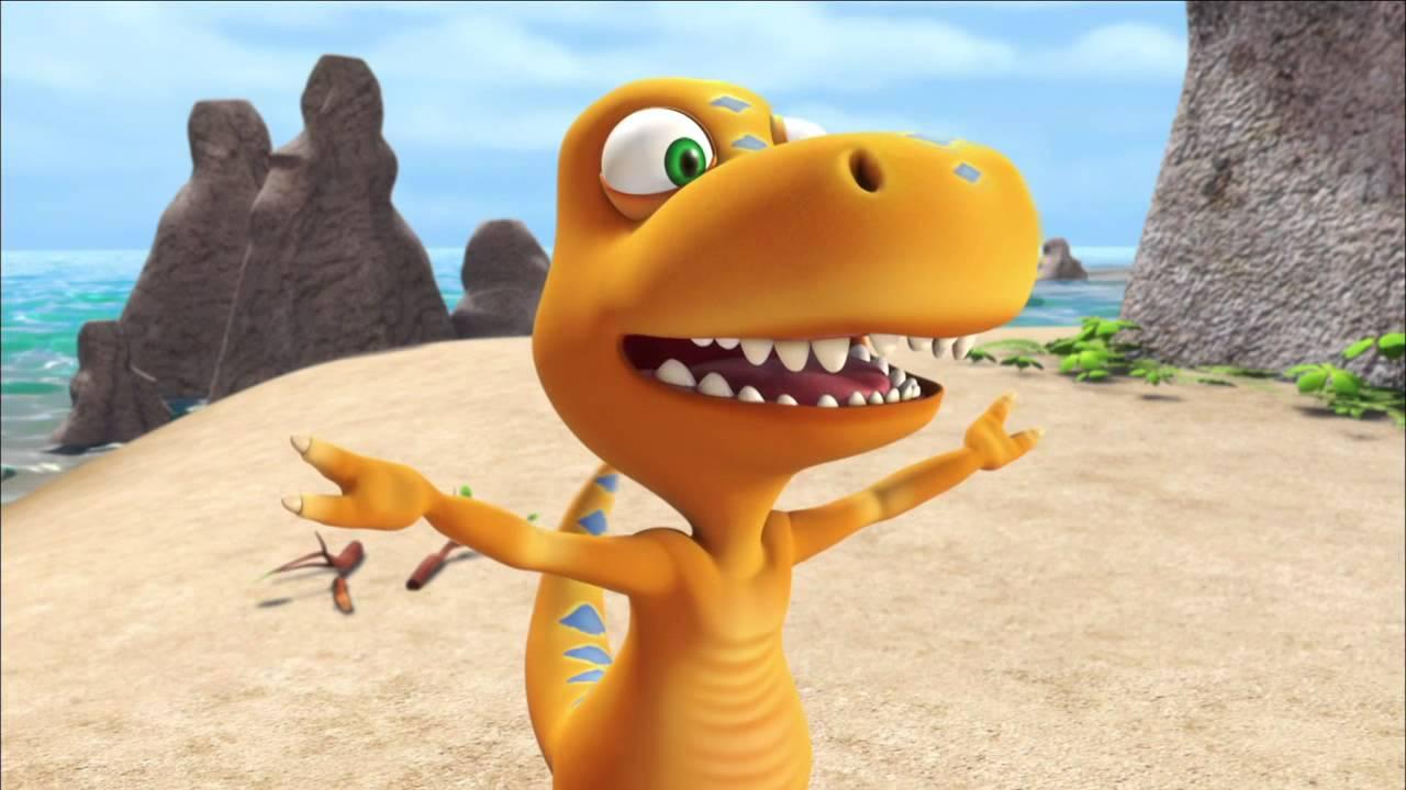 PBS Kids Dinosaur Train Nature Trackers Promo - YouTube