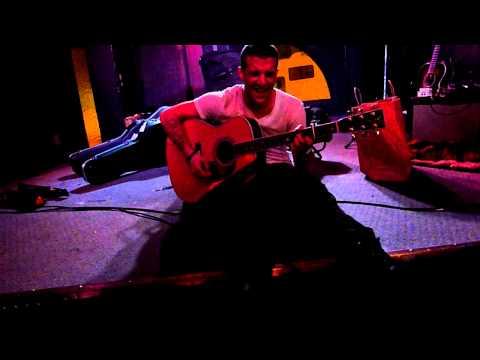 Mark Ballas - Life Happens private serenade (Toledo)