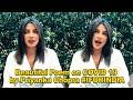 Priyanka Chopra recites a beautiful poem on the current situation