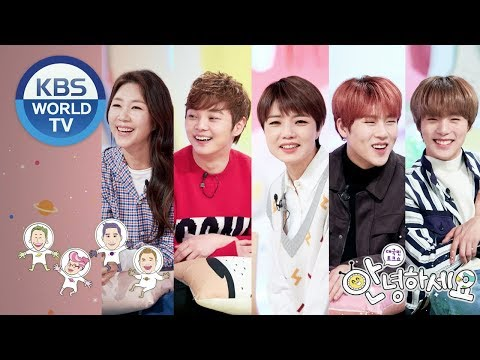 Guests : Jeon Mira, An Yeongmi, MONSTA X[Hello Counselor/ENG, THA/2019.02.11]