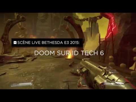 DOOM sur id Tech 6 - YouTube