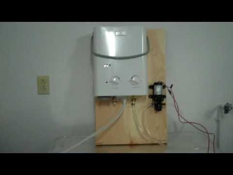 Eccotemp L5 Water Heater Flojet Lf122202a Water Pump