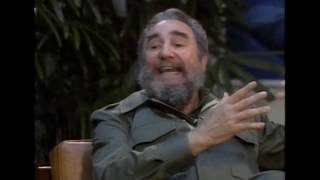 Fidel Castro Interview (1985)