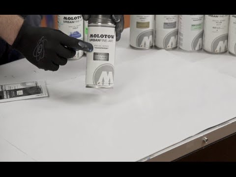 Molotow UFA Styrofoam Primer Spray
