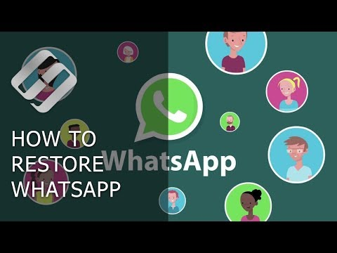 How to Restore Chat History and Media Files in WhatsApp