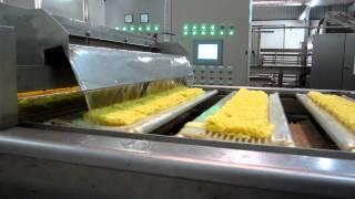 Dây Chuyền sản xuất Mì gói Made In Viet Nam, Technology of Japan