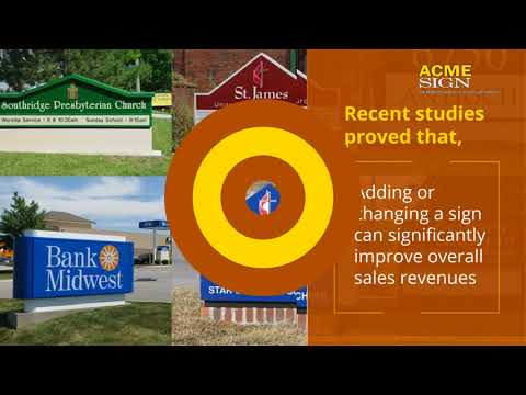 Importance of Business Signs Kansas City – Watch Now!